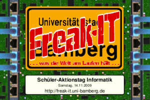 Mini-Handout »Freak-IT«